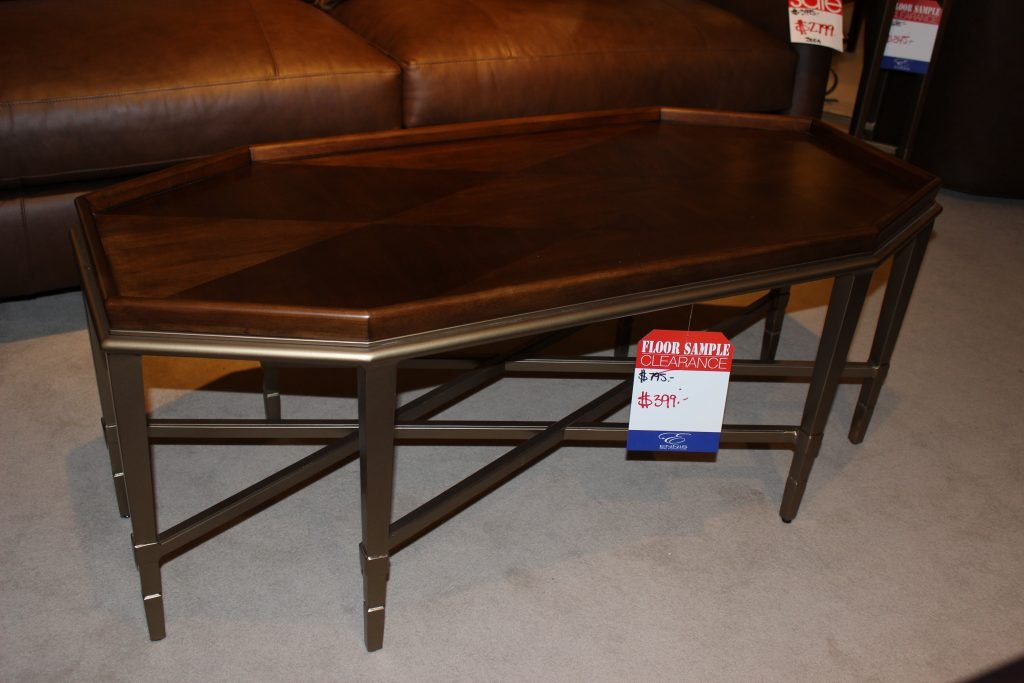 Schnadig Tail And 2 End Tables