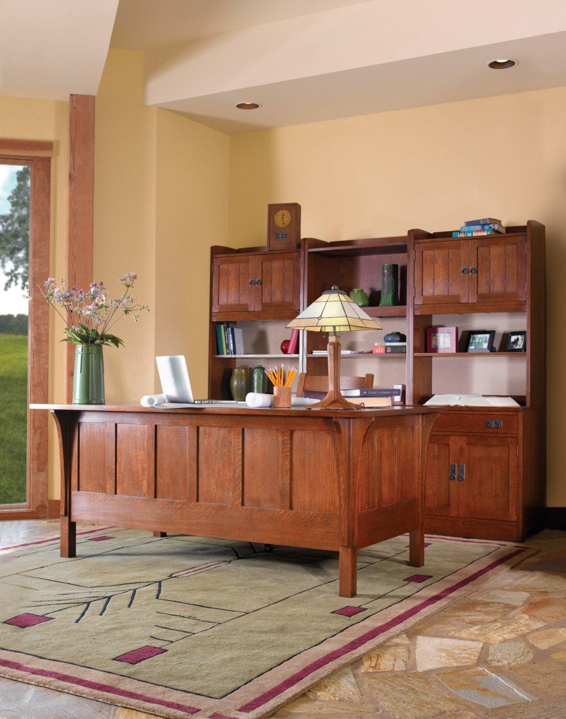Stickley Executive Desk