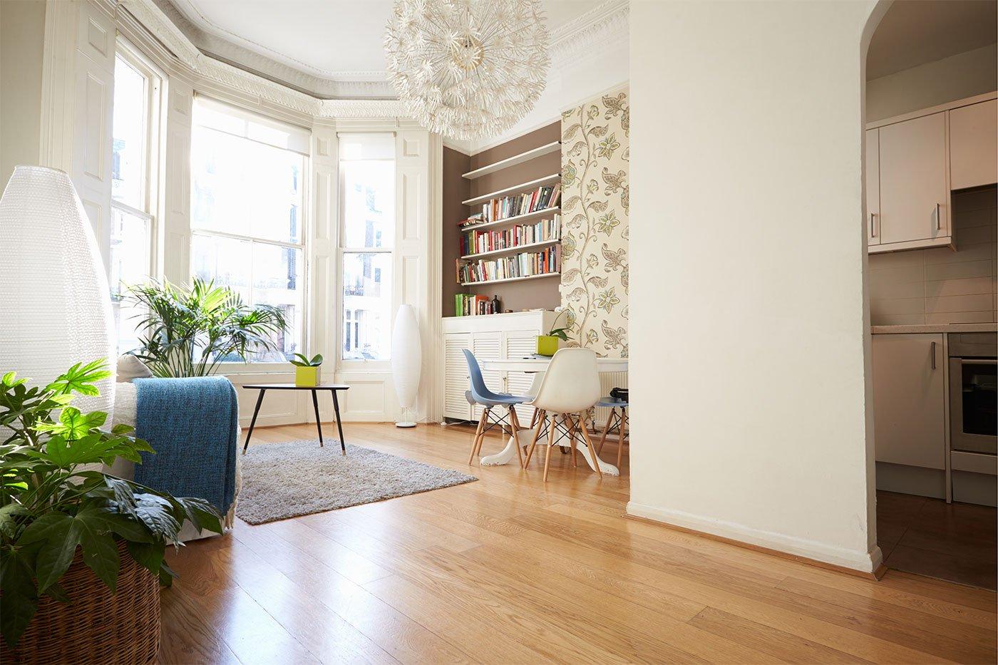 interior design - cool colors, cool home