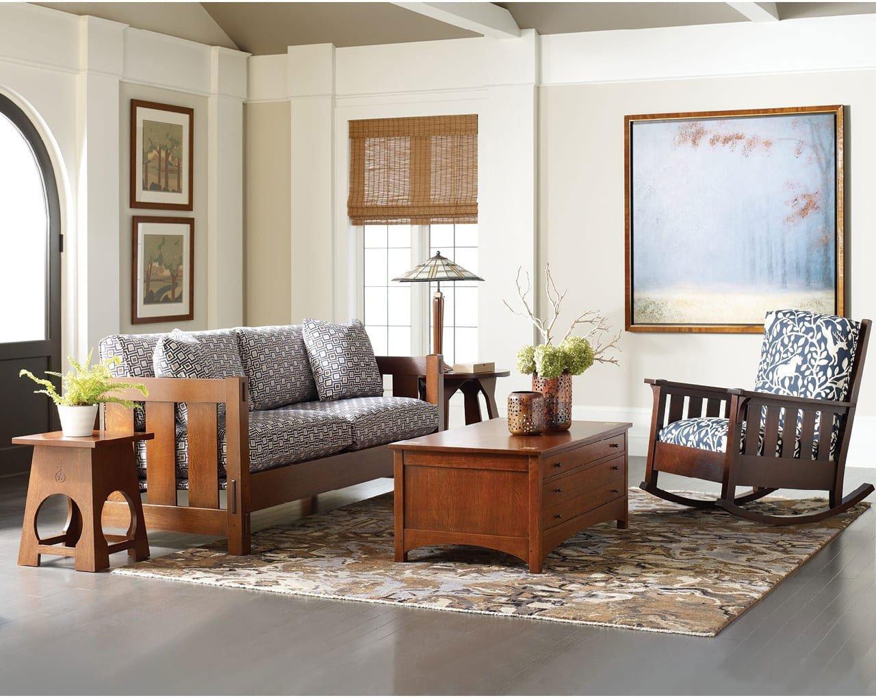 Stickley Heirloom furniture
